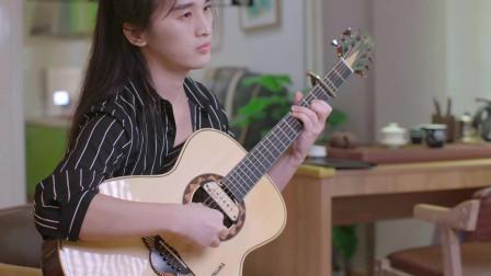 叶锐文吉他演奏《我只在乎你》