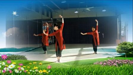 古典舞:虞美人正面(李明琼老师原创舞蹈)