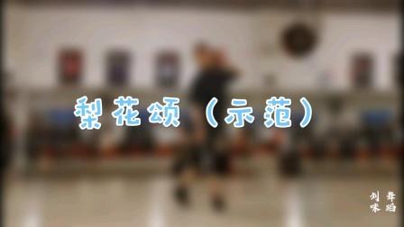 刘咪舞蹈课堂:梨花颂(课堂示范)