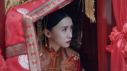身穿凤冠霞帔,手提一把战斧,这样的新娘你敢娶吗?