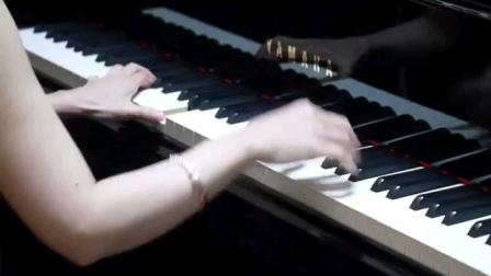铁道员主题曲钢琴