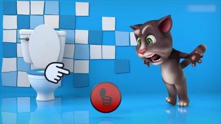 《我的汤姆猫短片》一只分身术跳舞的小猫咪!