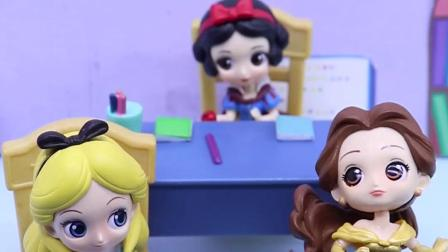 亲子有趣幼教动画:垃圾桶里有薯片袋子,是谁偷吃了零食呢?