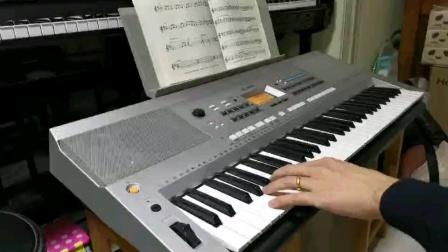 电子琴-童年