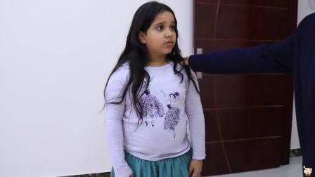 美国时尚儿童,小公主被带走了,怎么回事呢