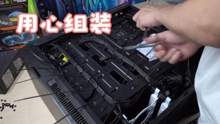 其实电脑组装很简单,但是用心做好的又有多少?