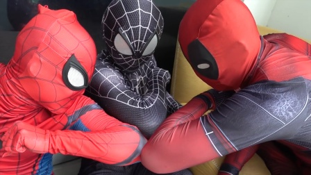 蜘蛛侠:蜘蛛侠与朋友紧急出动!