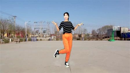 教您网红舞《一错再错》32步超火,减肥弹跳动起