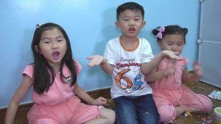 美国儿童时尚,小宝贝在魔法独角兽乐园,非常有趣