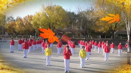 2020常营公园健身队首届金叶节