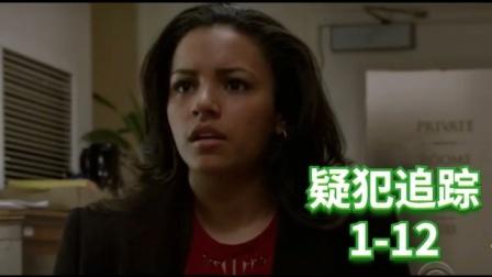 疑犯追踪第一季12集:女律师卷入公款诈骗,犯人竟利用孩子牟利