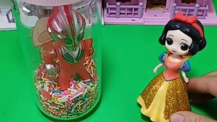 亲子有趣幼教玩具:奥特曼哥哥为什么会被关起来