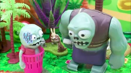 亲子有趣幼教动画:乔治和僵尸比赛,为什么乔治没有钓到鱼呢?