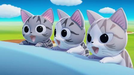 甜甜私房猫:游乐园,非常的有趣!