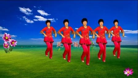 广场舞《不白活一回》完整版,回味经典《辘轳女人和井》主题曲