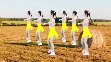 高效健身操《漂亮的姑娘嫁给我吧》,舞步简单,歌曲好听又动感