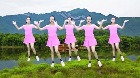 广场舞《女人没有错》简单时尚舞步,开心健身每一天