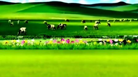 民族风广场舞《相约草原》天蓝之音,婉转动听,让人心情飞扬