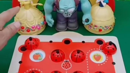 有趣益智宝宝早教:贝儿公主玩积木游戏