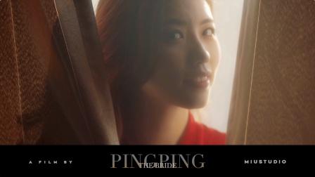 MIUSWedding JINBO & PINGPING婚礼快剪