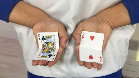 为什么魔术师可以从背后猜出扑克牌?学会后骗朋友玩玩