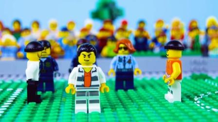 乐高足球停止运动-砖块世界杯-乐高警察与骗子-比利·布里克斯