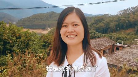 西安小伙成功娶到广东姑娘,看到媳妇家乡的样子,直呼难以相信
