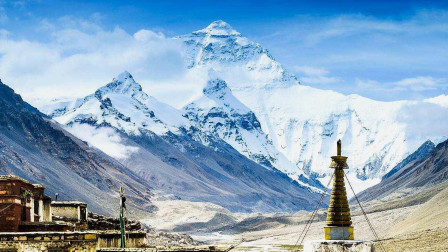 珠穆朗玛峰一半在中国一半在尼泊尔,为何属于我国?终于知道了