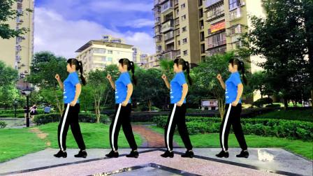 网络流行动感广场舞《情迷心窍dj》