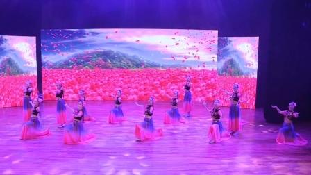 派澜2018城市舞集汇演精选:#新疆舞# 《阿依木》,指导老师:欧慧洁