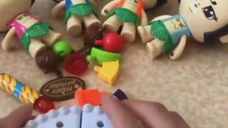 有趣益智宝宝早教:一起来做水果蛋糕