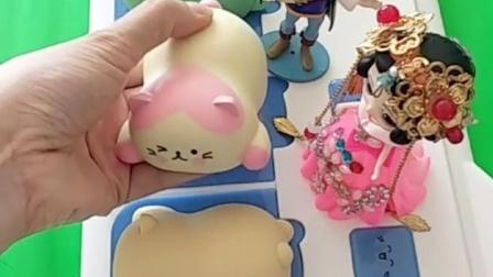 有趣益智宝宝早教:王子送给白雪的生日礼物