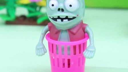 有趣亲子动画幼教:僵尸偷吃零食,这次哪吒一定要抓住他