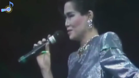 1987年中文十大金曲,梅艳芳献唱《烈焰红唇》,穿成这样也太大胆了