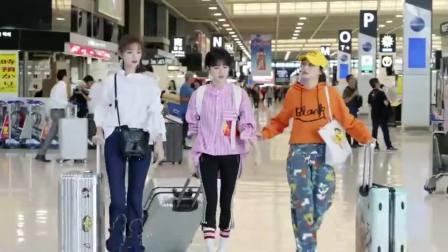 青春斗:晋小妮背着向真逃出机场,和宋逸私奔了,向真后知后觉