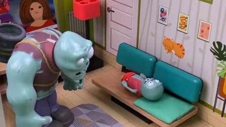 有趣益智宝宝早教:僵尸出来抓小朋友
