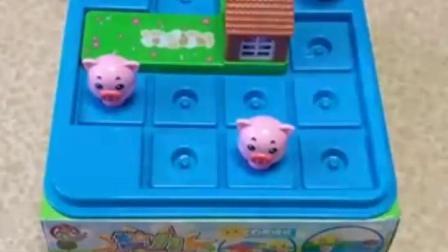 亲子有趣幼教玩具:保护小羊和我一起保护小羊吧