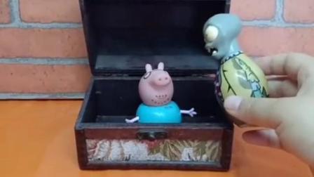 亲子有趣幼教玩具:倒霉的僵尸啊!