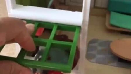 亲子有趣幼教玩具:僵尸又来干坏事儿啦