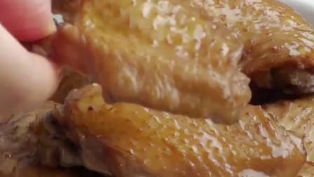 鸡翅大变身 卤水鸡翅快速入味的法宝 茶香卤鸡翅