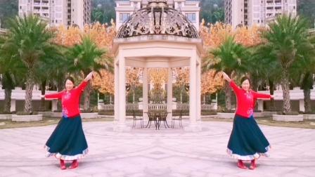 王妹儿广场舞(414号)《次真拉姆》