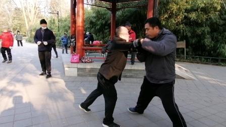 20201206北京紫竹院推手交流