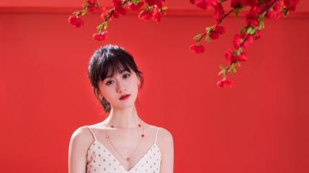 袁冰妍&杨幂&杨紫:古装女子群像,灼灼桃花十里不如你