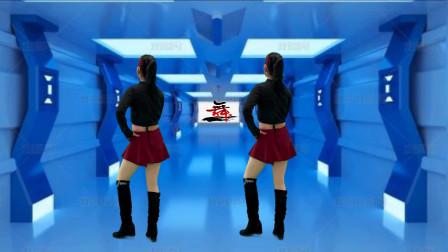 背面教程附上分解方便大家学跳网红舞《命里缺个你》真的好看时尚