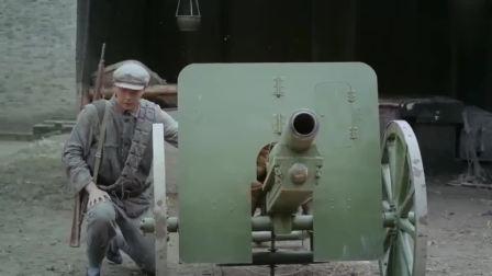部队转移火炮带不走,杨志华无奈炸毁火炮,战士们心疼直落泪!