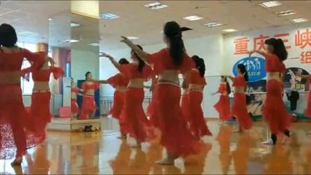 重庆三峡艺术团万达表演《C哩C哩》