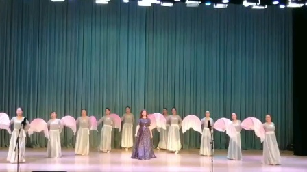 歌舞(山三岛)伴舞)(东山舞之韵舞蹈团)