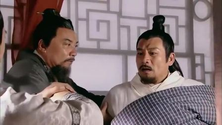 薛丁山:薛仁贵服用了九阳神珠终于苏醒,谁料刚醒儿子就回来了