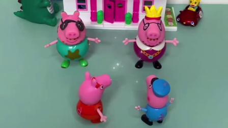 小猪佩奇玩具故事#小猪佩奇 故事   #亲子  (0002)(0002)