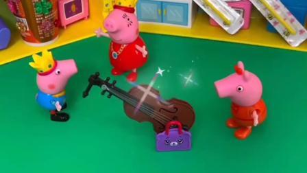 小猪佩奇玩具故事#小猪佩奇 故事   小故事 #亲子  #故事